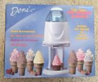 NIB Deni Fully Automatic Soft Serve Ice Cream Maker Sherbert Frozen Cocktails