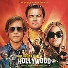 ONCE UPON A TIME IN HOLLYWOOD CD - ORIGINAL MOTION PICTURE SOUNDTRACK (2019) NEW
