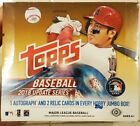 2018 Topps Update Jumbo Hobby Box Sealed. Acuna, Torres, Soto RC's