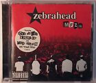 Zebrahead MFZB CD Special Red Edition Over The Edge Rescue Me Hello Tomorrow