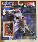2000 Starting Lineup Roberto Alomar Baseball Figure Cle Indian Factory Sealed
