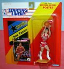 1992 JOHN PAXSON Chicago Bulls 2nd & last piece NM * FREE s/h * Starting Lineup