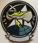 STARLINK FLIGHT 45 RANGE SQUADRON STINGRAY MISSION PATCH WITH HOOK BACK