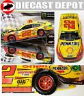 JOEY LOGANO 2018 SHELL PENNZOIL HOMESTEAD WIN RACED VERSION 1 24 ACTION