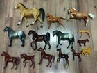 Vintage Breyer Hartland 19 Horse Mixed Lot Glossy Matte Spotted All Kinds Foals