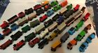 HUGE LOT of  51 ALL WOOD magnetic Thomas the Tank Engine Trains