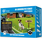 Rechargeable Radio Wave Underground Dog Fence In Ground Wired Containment System