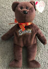2007 Reeses Pieces ELVIS Brown Ty Beanie Baby - RARE - RETIRED - Coco Presley