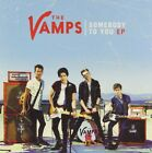 +POSTER----> THE VAMPS Somebody To You CLAIRE'S CD Move My Way DEMI LOVATO  0126