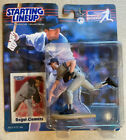 2000 Starting Lineup Roger Clemens Baseball Figure  NY Yankee Factory Sealed