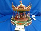 Lemax Village Collection Santa Carousel #34682 As-Is SS0031