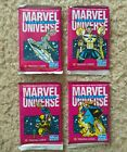 1992 Impel Marvel Universe Series 3 Trading Cards 11