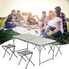 Multipurpose Folding Outdoor Camping Picnic Dining Table Durable Game Table