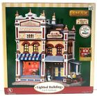 Lemax Caddington Village S and R Hardware Store Lighted Building #85758 2008