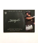 2017 Topps Inception Baseball Cards 18