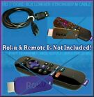 Power Cable Cord 2A 3FT USB M Cable FOR Roku 3500 3600 3700 3800 Streaming Stick