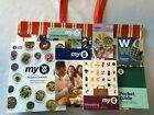 Weight Watchers MY WW Super DELUXE STARTER KIT FREE TOTE NEW 2020 Food Plans