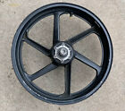 98 99 00 Honda VFR800 VFR 800 FI Interceptor ~STRAIGHT~ Front Rim Wheel
