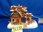 Lemax Village Collection Kringle's Cottage #95462 As-Is SS0088