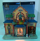 2011 Lemax Carole Towne Collection Lighted Christmas Village Tom's Toy Shop NEW