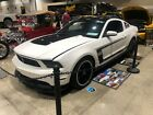 2012 Ford Mustang BOSS 302 2012 Boss 302 Mustang Showroom condition, low miles, perfect in every way #1087