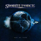 Storm Force - Age Of Fear ( CD 2020 ) AOR/Melodic rock. Album