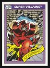1990 1991 Impel Marvel Universe Series 1 Toybiz X Men Juggernaut Promo Card