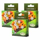 Sumind 3 Packs Clear Self Adhesive Photo Corners Picture Mounting Corner Stic