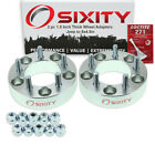 2pc 5x5 to 5x45 Wheel Spacers Adapters 15 for Jeep Commander Grand se