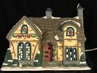 Lemax 2002 Collection Carole Towne Marshall Cottage Christmas Village