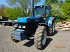 ford new holland 7840 sle tractor