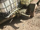 mod flat bed trailer not buying the water tanks on trailer