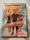 The Biggest Loser Power Walk DVD New Sealed 4 High Energy Indoor Walking Workout