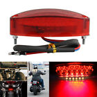 12V 28 LED Motorcycle ATV Dirt Bike Brake Stop Running Tail Light Universal Red