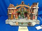 Lemax Village Collection A Christmas Carol Play #45734 As-Is SV0007