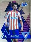 2018-19 Topps Crystal UEFA Champions League Soccer Cards 6