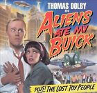 Aliens Ate My Buick by Thomas Dolby (CD, Apr-1988, EMI-Manhattan)