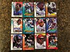 1993 Starting Lineup 12-card Lot: Deion Sanders, Michael Irvin, Andre Reed More!