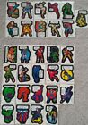1976 Topps Marvel Super Heroes Stickers 7