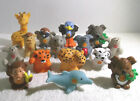 Fisher Price Little People Alphabet Zoo Animal Letters Lot of 15 Incomplete Set