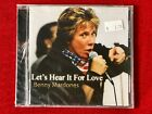 Benny Mardones    Let's Hear It For Love   Music CD   025-110
