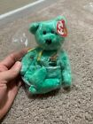 Ty Beanie Baby ~ KILLARNEY the Irish Bear Mint In Original Bag, Never Touched!