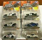 RARE JADA HERO PATROL POLICE ASSORTMENT 1 64 DIECAST CARS 14016 W7