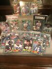 1986 Topps Football Complete Set 396 396 Jerry Rice, Steve Young, SGC PSA