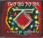 Twisted Sister A Twisted Christmas RARE out of print CD '06