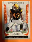 10 Football Cards to Celebrate the Career of Troy Polamalu 19