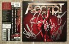 Accept - Blood Of The Nations + 1 (Japan CD w/OBI - Signed by all 5 members)