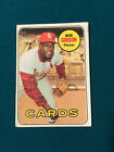 Bob Gibson Cards, Rookie Card and Autographed Memorabilia Guide 18