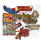 Disney Harry Potter 12 pc layout b Printed Premade Scrapbook Page Paper Piece