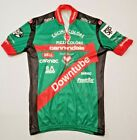 Vintage Italian Cycling Jersey Cannondale Downtube Pizza Colore Bell NO TAG